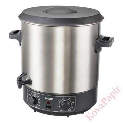 Elektromos főzőedény SENCOR SPP 2200SS 1800W 27 liter szürke