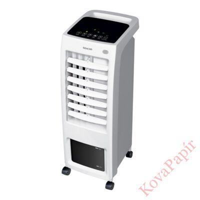 Léghűtő SENCOR SFN 6011WH 3 üzemmód 3 funkció távirányítóval fehér