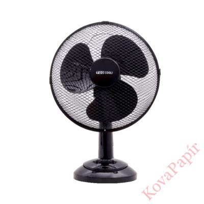 Ventilátor asztali TOO FAND-30-200-B 30 cm 40W 3 fokozat fekete