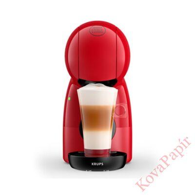Kapszulás kávéfőző KRUPS KP1A0531 15 bar piros