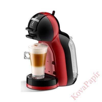 Kapszulás kávéfőző KRUPS KP120H31 15 bar piros