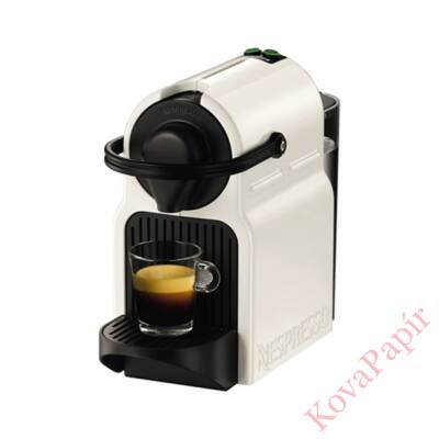 Kapszulás kávéfőző KRUPS XN100110 19 bar nespresso fehér