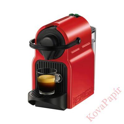 Kapszulás kávéfőző KRUPS XN100510 19 bar nespresso piros