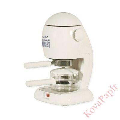 Presszó kávéfőző SZARVASI SZV624 2-6 személyes fehér