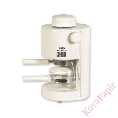 Presszó kávéfőző SZARVASI SZV620 2-6 személyes fehér