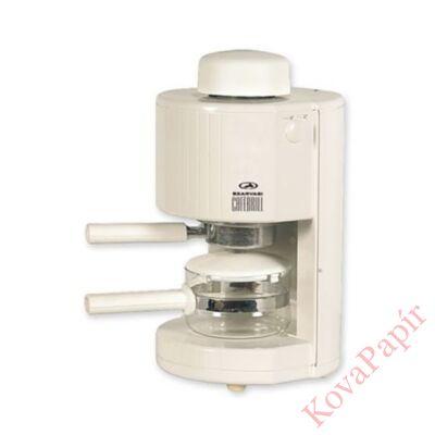 Presszó kávéfőző SZARVASI SZV623 2-6 személyes fehér