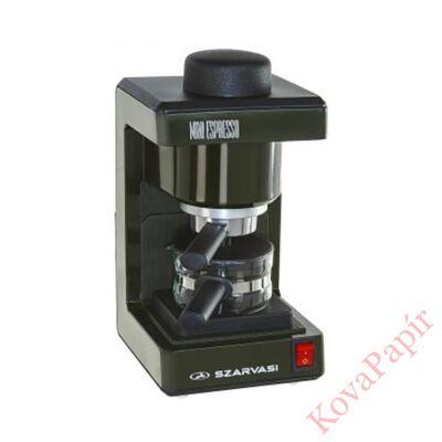 Presszó kávéfőző SZARVASI SZV612 2-6 személyes olajzöld