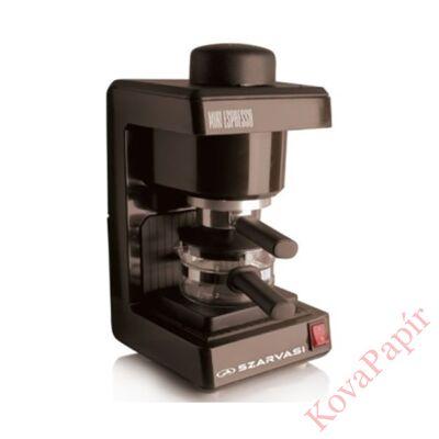 Presszó kávéfőző SZARVASI SZV612 2-6 személyes barna