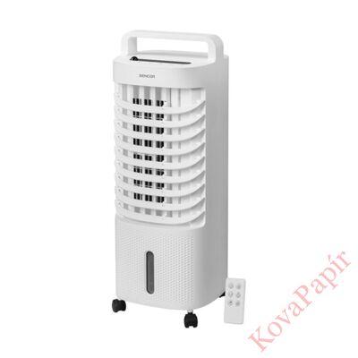 Léghűtő SENCOR SFN 5011WH 3 üzemmód 3 funkció távirányítóval fehér
