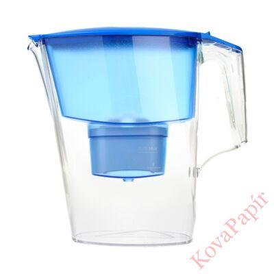 Vízszűrő kancsó AQUAPHOR Time 2,5L kék