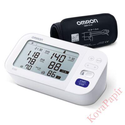Vérnyomásmérő OMRON HEM-7360-E LCD fehér