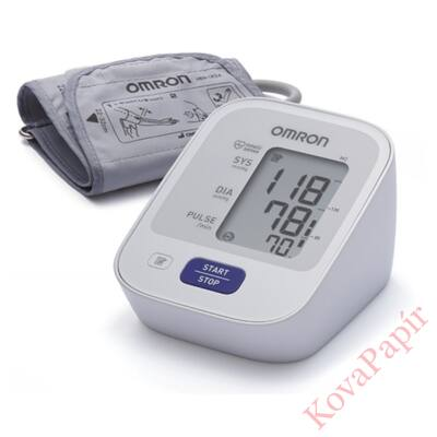 Vérnyomásmérő OMRON HEM-7121-E LCD fehér