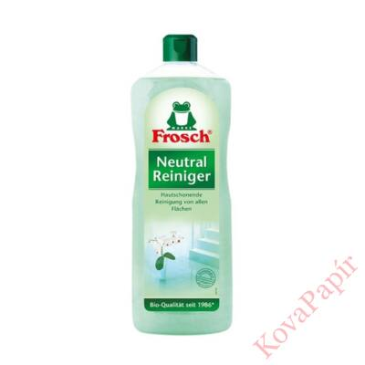 Általános tisztítószer FROSCH PH semleges környezetbarát 1 l