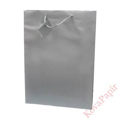 Ajándéktasak Special Simple J 33x46x10 ezüst