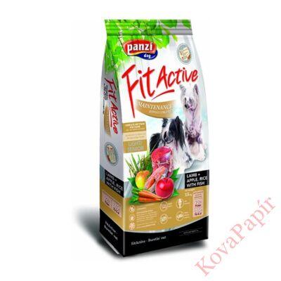 Állateledel száraz PANZI FitActive Hypoallergén időskutyáknak bárányhússal 4 kg