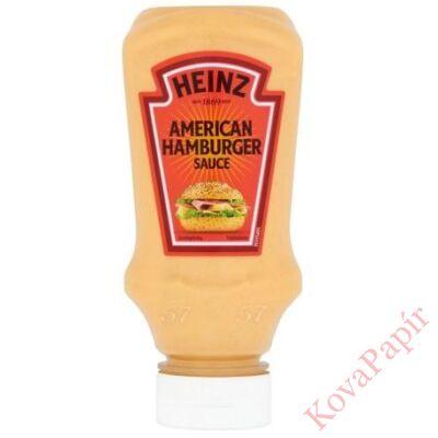 Szósz HEINZ amerikai hamburger 220ml