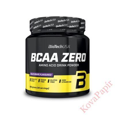 Aminosav BIOTECHUSA BCAA Zero Citrom- Ice Tea 360 g