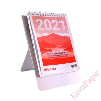 Asztali naptár FORTUNA BA21 holdfázissal 2021.