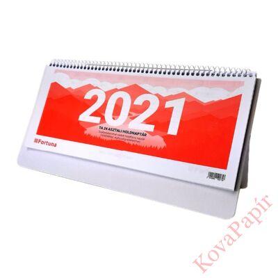 Asztali naptár FORTUNA TA24 holdfázissal 2021