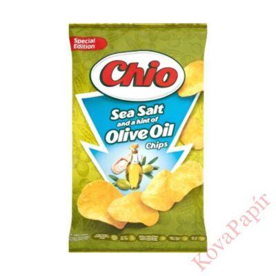 Burgonyachips CHIO Sea salt&Olive oil 70g