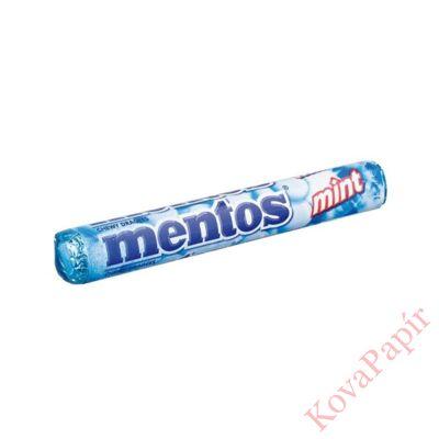 Cukordrazsé MENTOS Mint 38g