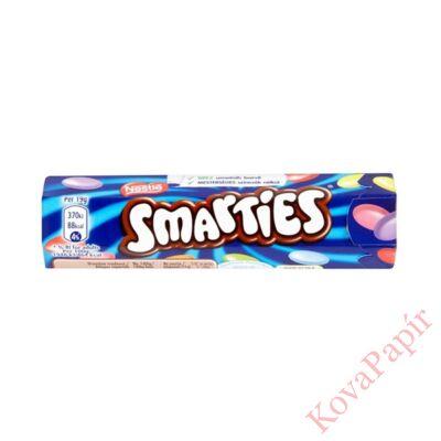 Cukordrazsé NESTLÉ Smarties tejcsokoládé cukorbevonattal 38g