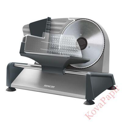 Elektromos szeletelő SENCOR SFS 4050SS 15 mm vágás acél