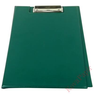 Felírótábla FORTUNA A/4 pvc fedeles zöld