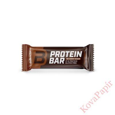 Fehérje BIOTECHUSA Protein Bar Dupla csokoládé 70 g