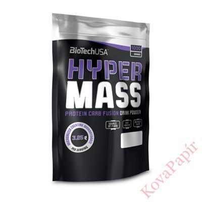 Fehérje komplex BioTechUSA Hyper Mass vanília 1000 g
