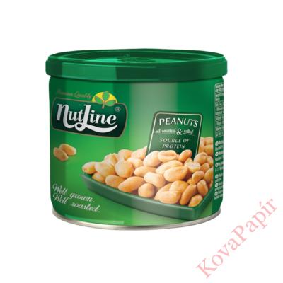 Földimogyoró pörkölt NUTLINE sós 135g