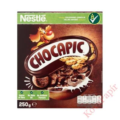 Gabonapehely NESTLÉ Chocapic csokoládés 250g