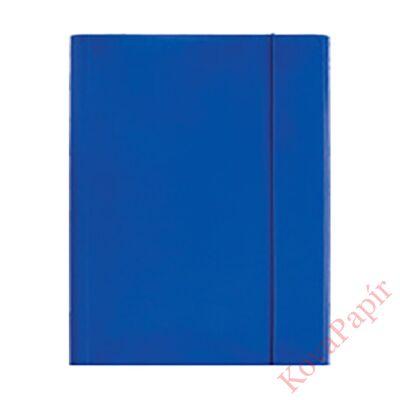 Gumismappa OPTIMA A/4 kék 400gr