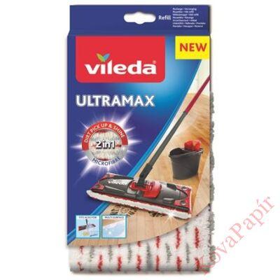 Gyorsfelmosó utántöltő VILEDA Ultramax lapos 2in1