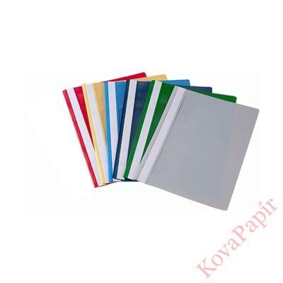 Gyorsfűző FORTUNA műanyag rózsaszín 10 db/csomag
