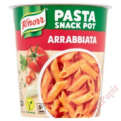 Instant tészta KNORR Snack Arrabiata szósz 66 g