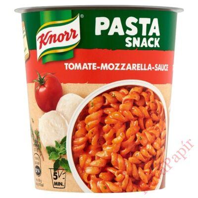 Instant tészta KNORR Snack Paradicsom-mozzarella szósszal 72g