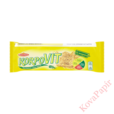 Keksz GYŐRI Korpovit 174g