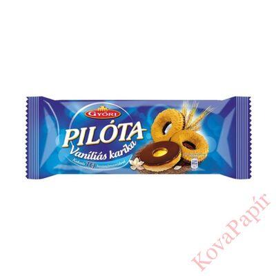 Keksz PILÓTA vaníliás karika tejbevonóval 150 g