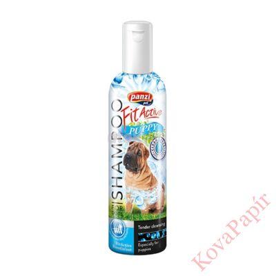 Kutyasampon PANZI FitActive kölyök kutyának 200 ml