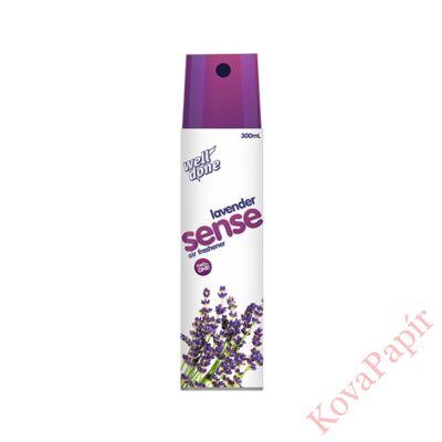 Légfrissítő WELL DONE Lavander/Levendula 300 ml