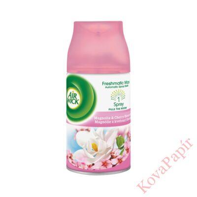 Légfrissítő utántöltő AIR WICK Magnólia és cseresznyevirág 250 ml