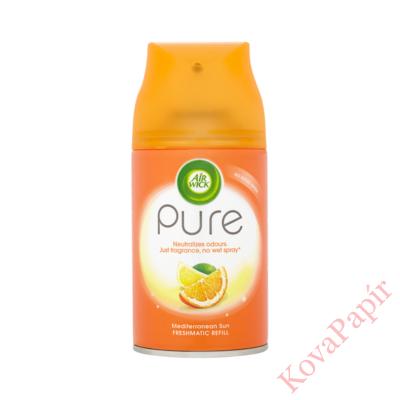 Légfrissítő utántöltő AIR WICK Pure Mediterrán nyár 250 ml