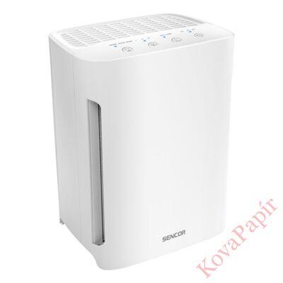 Légtisztító SENCOR SHA 6400WH 60W 4 fokozatú fehér