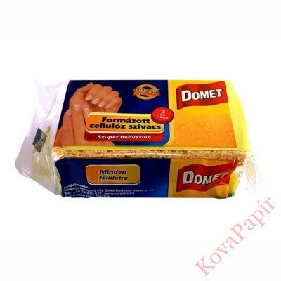 Mosogatószivacs DOMET 3in1