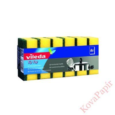 Mosogatószivacs VILEDA Style Tip Top 6 db