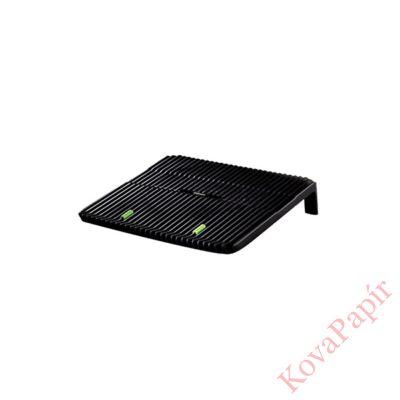 Notebook állvány Fellowes Maxi Cool USB ventilátorral