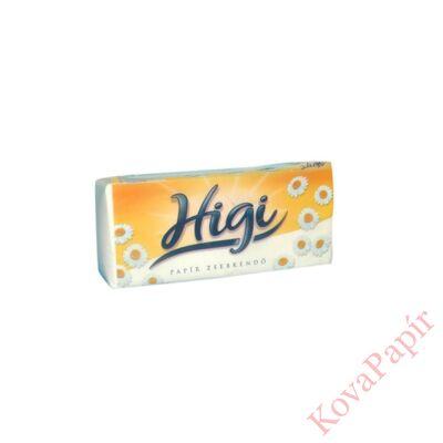 Papírzsebkendő HIGI/NOZZI 100db-os 3 rétegű