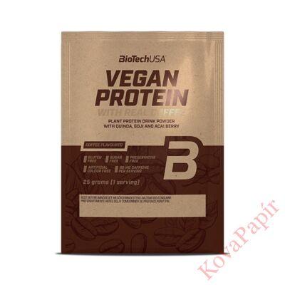 Protein Vegán BIOTECHUSA Kávé 25 g