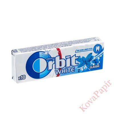 Rágógumi ORBIT White Classic 14g